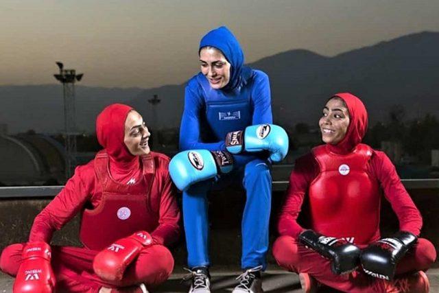 Platform_di Sahar Mosayebi_le 3 sorelle protagoniste